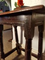 Oak Joint Stool 1670 .. snowdoniaantiques.co.uk.jpg